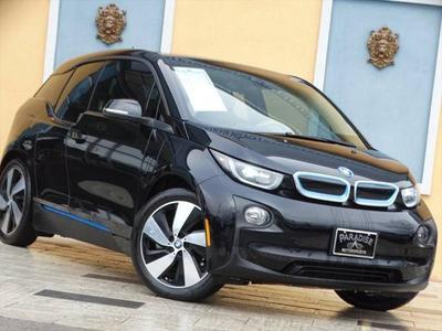 2016 BMW i3 Base w/Range Extender for sale VIN: WBY1Z4C53GV507818