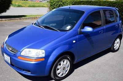 Chevrolet Aveo 2005 a la venta en Burlington, WA