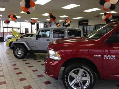 Len Stoler Chrysler Dodge Jeep RAM Image 3