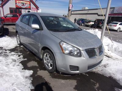 2010 Pontiac Vibe  for sale VIN: 5Y2SP6E0XAZ420426