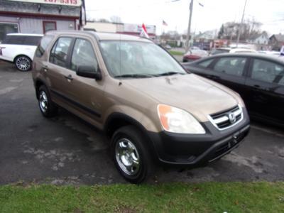 2003 Honda CR-V LX for sale VIN: SHSRD78493U156340