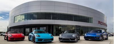 Porsche North Houston Image 2