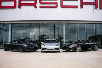 Porsche North Houston Image 3
