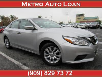 Nissan Altima 2016 for Sale in Fontana, CA