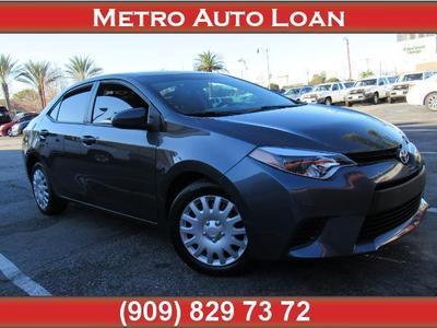 Toyota Corolla 2014 for Sale in Fontana, CA