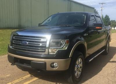 2013 Ford F-150 Lariat for sale VIN: 1FTFW1EF1DFD63423