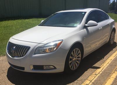 2011 Buick Regal CXL for sale VIN: W04GT5GC5B1005799