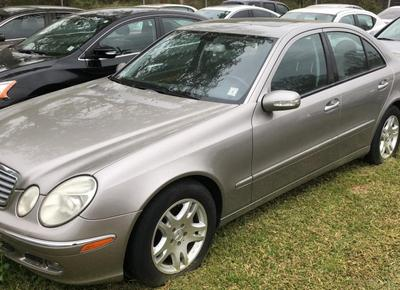 2006 Mercedes-Benz E-Class E320 CDI for sale VIN: WDBUF26J06A959170