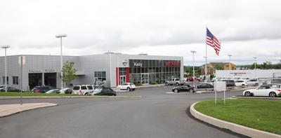 Kelly Nissan Image 2