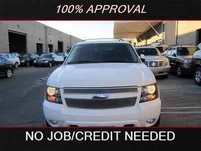 2007 Chevrolet Tahoe LTZ for sale VIN: 1GNFC13067R247538