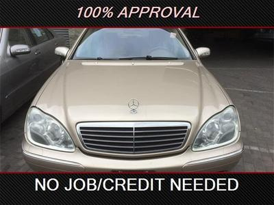 2002 Mercedes-Benz S-Class S500 for sale VIN: WDBNG75J02A308356