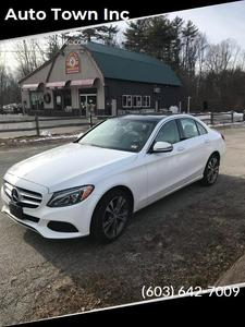 Mercedes-Benz C-Class 2017 for Sale in Exeter, NH