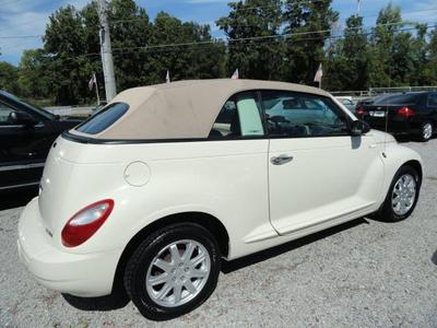 2006 Chrysler PT Cruiser Touring for sale VIN: 3C3JY55E66T315660
