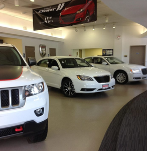 Sorg Chrysler Jeep Dodge RAM Image 2