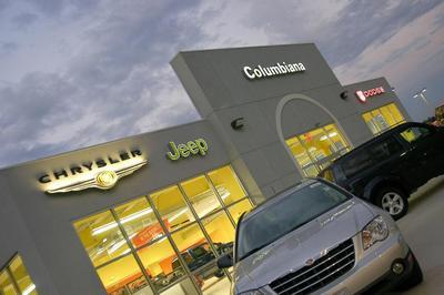 Columbiana Chrysler Jeep Dodge RAM Image 4