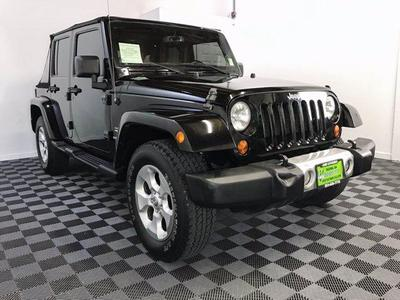 Jeep Wrangler Unlimited 2013 for Sale in Tacoma, WA