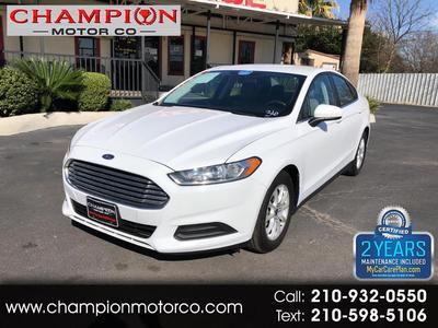 Ford Fusion 2016 a la venta en San Antonio, TX