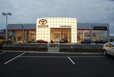 Thompson Toyota Image 7