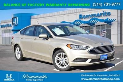 Ford Fusion 2018 for Sale in Hazelwood, MO