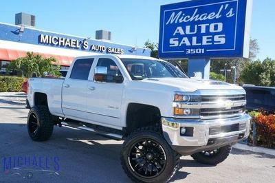 Chevrolet Silverado 2500 2019 for Sale in Hollywood, FL