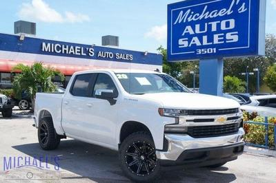 Chevrolet Silverado 1500 2020 for Sale in Hollywood, FL