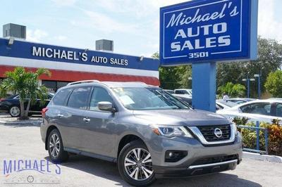 Nissan Pathfinder 2017 for Sale in Hollywood, FL