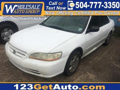 2002 Honda Accord EX-L for sale VIN: 1HGCG16542A044227