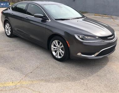 2015 Chrysler 200 Limited for sale VIN: 1C3CCCAB4FN652593