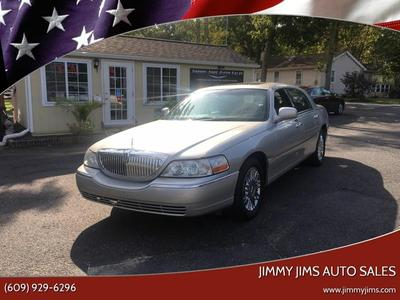 Lincoln Town Car 2006 for Sale in Vincentown, NJ
