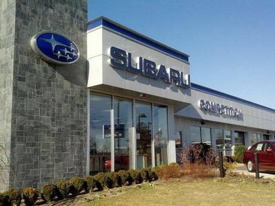 Competition Subaru of Smithtown Image 7