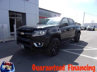 2016 Chevrolet Colorado Z71 for sale VIN: 1GCGTDE33G1120444