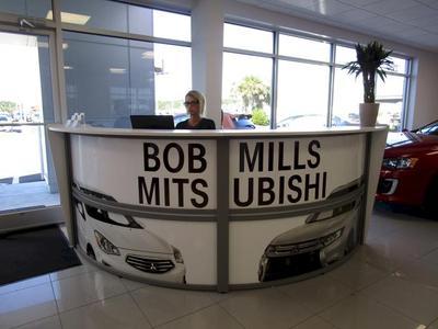 Bob Mills Mitsubishi Image 2