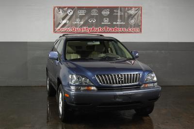 2000 Lexus RX 300 4WD for sale VIN: JT6HF10U3Y0113650