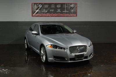 2012 Jaguar XF Portfolio for sale VIN: SAJWA0HB2CLS24730