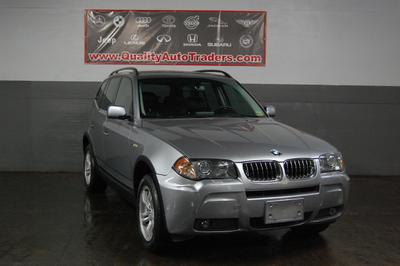 2006 BMW X3 3.0i for sale VIN: WBXPA93476WG88055
