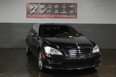 2012 Mercedes-Benz S-Class S 65 AMG for sale VIN: WDDNG7KB4CA433706