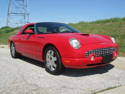 2003 Ford Thunderbird Deluxe for sale VIN: 1FAHP60A73Y113014
