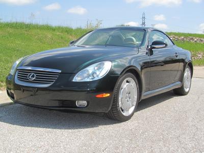 2003 Lexus SC 430  for sale VIN: JTHFN48Y230044081