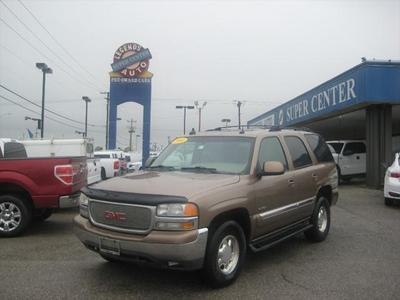 2003 GMC Yukon SLT for sale VIN: 1GKEK13Z53R123829