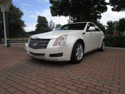 2009 Cadillac CTS Base for sale VIN: 1G6DF577090139965