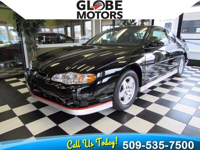 2002 Chevrolet Monte Carlo SS for sale VIN: 2G1WX15K529184018