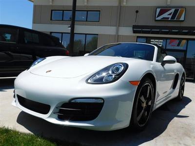 2016 Porsche Boxster Base for sale VIN: WP0CA2A84GS120635