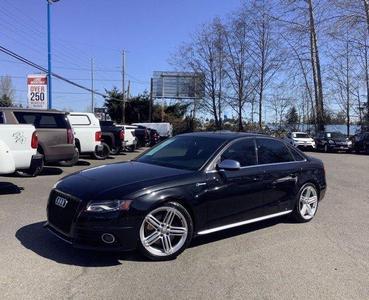 Audi S4 2011 a la venta en Everett, WA