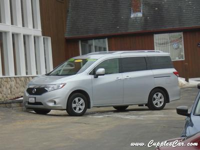 2015 Nissan Quest SV for sale VIN: JN8AE2KP9F9120707