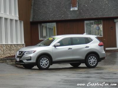 2017 Nissan Rogue S for sale VIN: JN8AT2MV7HW252502