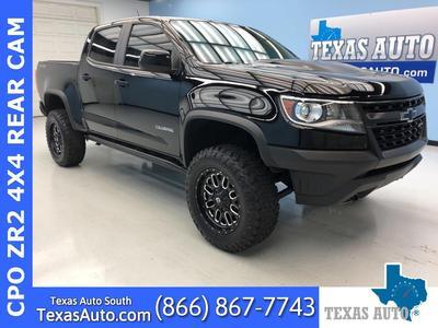 Chevrolet Colorado 2018 for Sale in Webster, TX