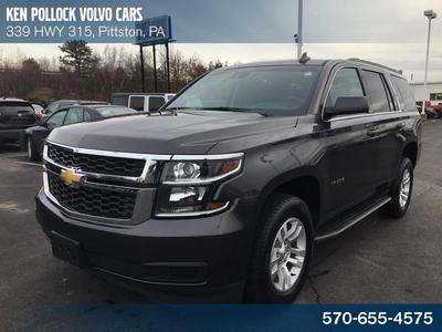 2018 Chevrolet Tahoe LT for sale VIN: 1GNSKBKCXJR274834