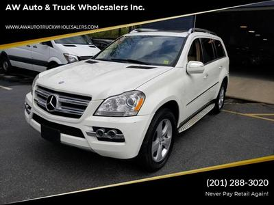 2010 Mercedes-Benz GL-Class GL 450 4MATIC for sale VIN: 4JGBF7BE0AA543834
