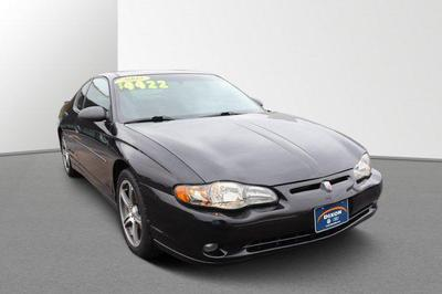 2002 Chevrolet Monte Carlo SS for sale VIN: 2G1WX15K029120985