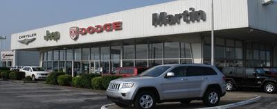 Martin Chrysler Dodge Jeep RAM Image 1